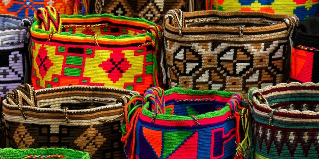 wayuu bags what to buy in colombia