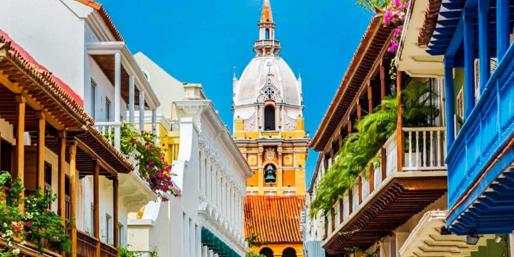 things to do in cartagena- old town